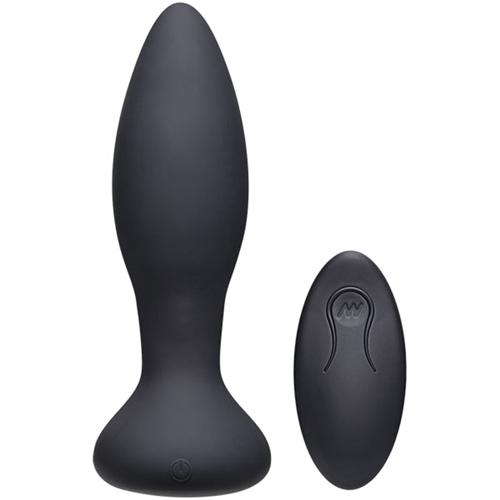 Analni vibrator | vrti in vibrira | za prostato