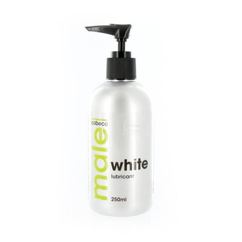 Analni lubrikant v beli barvi | MALE | 250ml