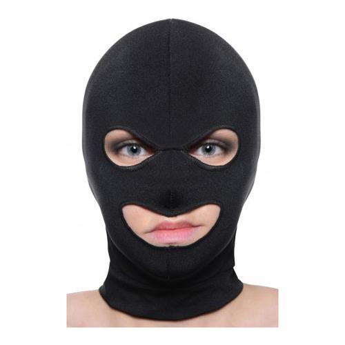 Erotična maska z luknjo za oči in usta | podkapa