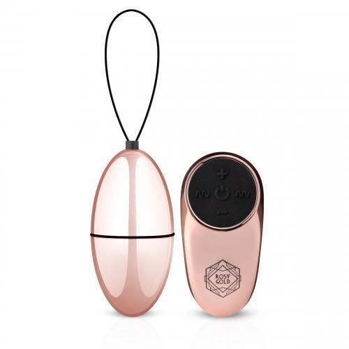 Vibracijski jajček | rose gold kolekcija