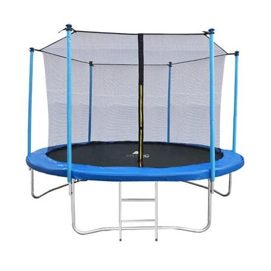 Vrtni trampolin z varnostno mrežo | 250cm