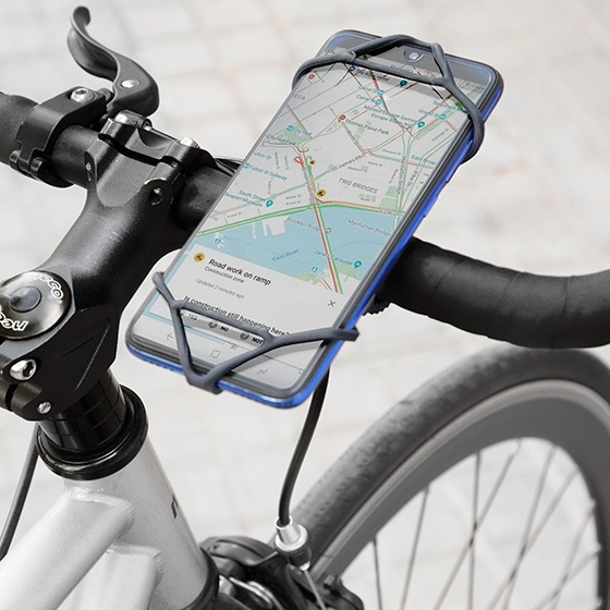 Nosilec za telefon za kolo | Univerzalno za vse naprave