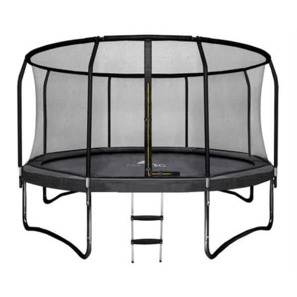 Vrtni trampolin z varnostno mrežo | 360cm