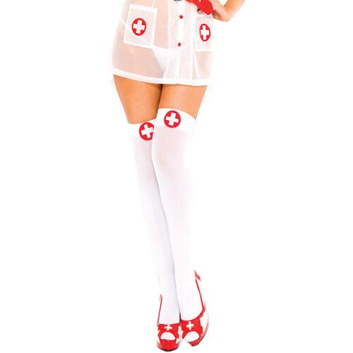 Erotične nogavice | medicinska sestra
