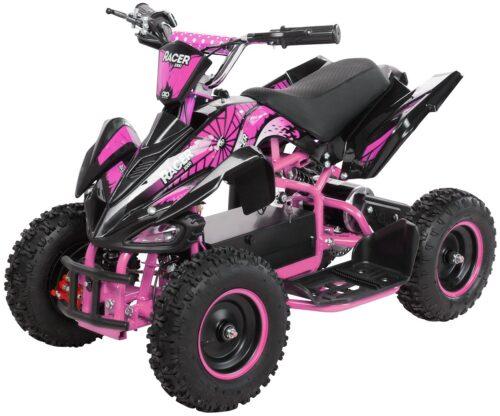 Električni 4-kolesnik za otroke | roza barva | 1000W