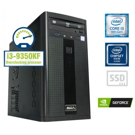 Namizni računalnik MEGA 2000 i3-9350KF
