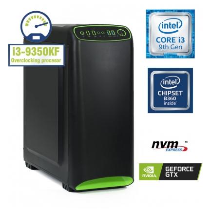 Namizni računalnik MEGA 4000S i3-9350KF