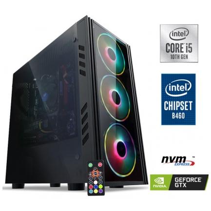 Gaming računalnik MEGA 5000 i5-10400F | GTX1650 4GB