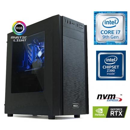 Gaming računalnik MEGA 6000X i7-9700K | RTX3060 12GB