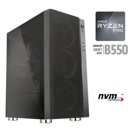 Namizni računalnik MEGA 6000Y Ryzen 5 PRO 4650G