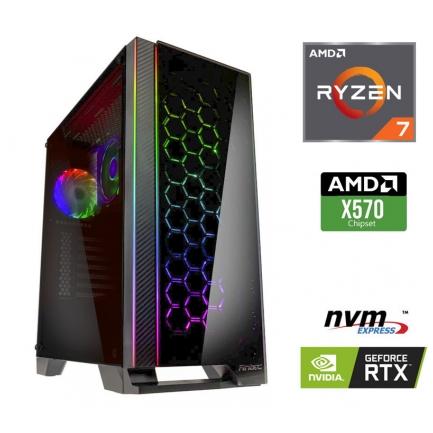 Gaming računalnik MEGA 7000 Ryzen 7-5800X | RTX3070 8GB
