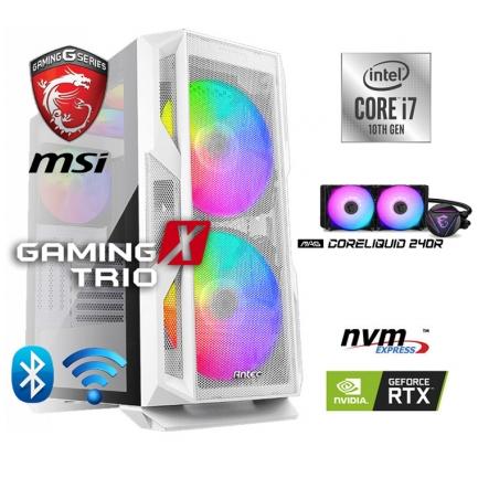 Gaming računalnik MEGA 9000X i7-10700KF | RTX3070 8GB